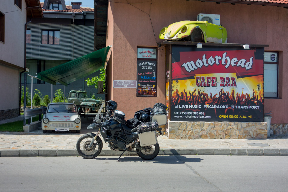 Motorhead Rock bar