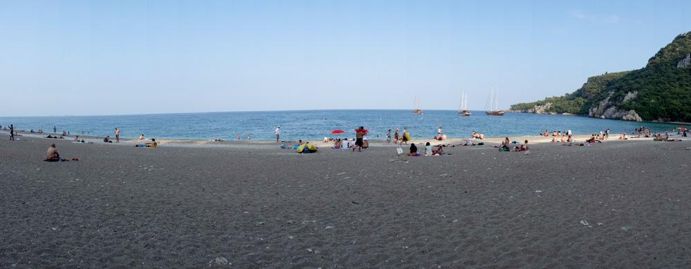 Playa de Olimpos