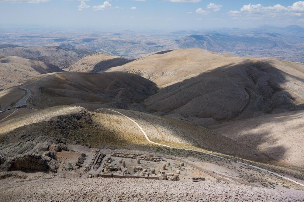 Vistas del Monte Nemrut
