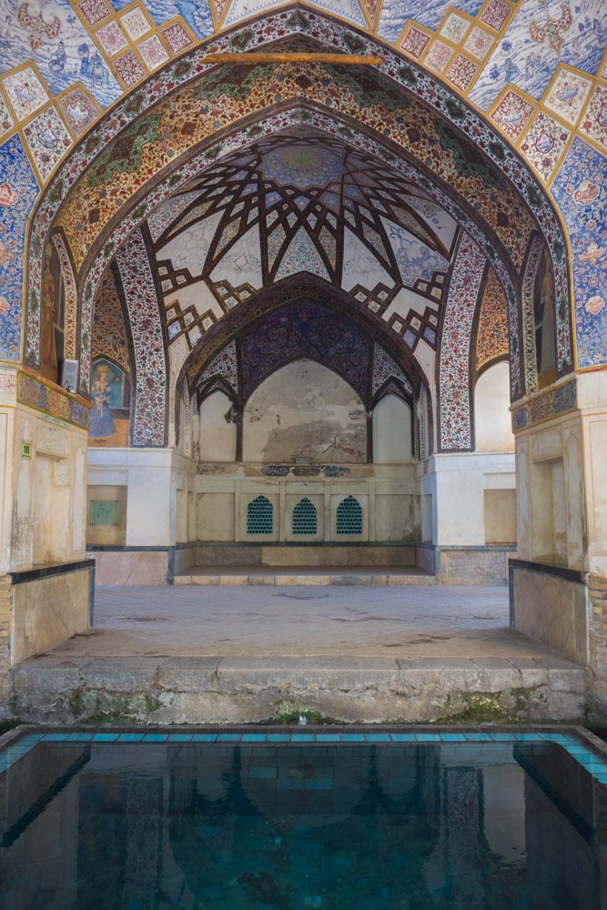 Arquitectura de Irán