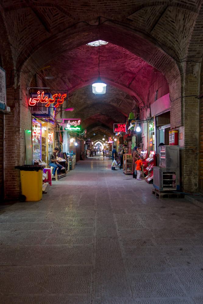 Bazar de Isfahán