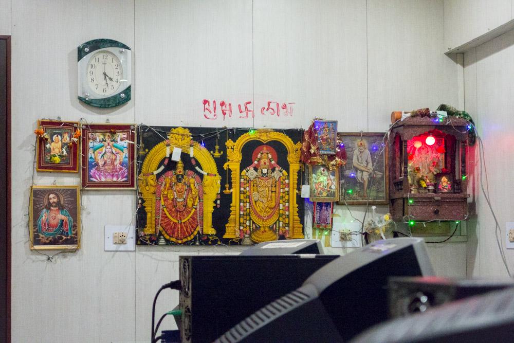 En la India conviven muchas religiones juntas