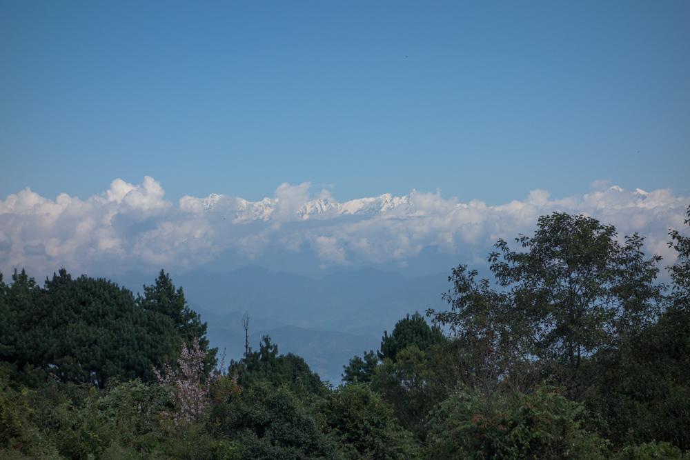 Vistas de Nepal