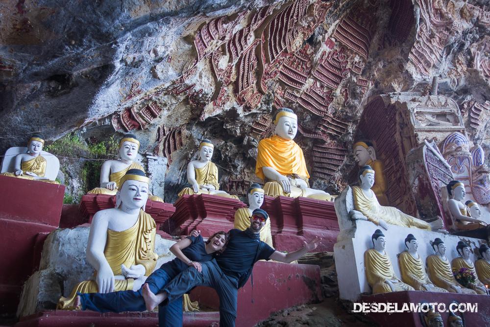 Nuestra ruta por Myanmar