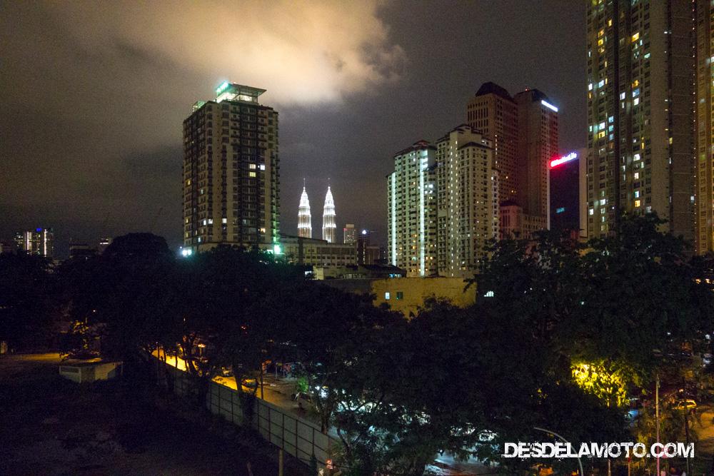 6 días en Kuala Lumpur