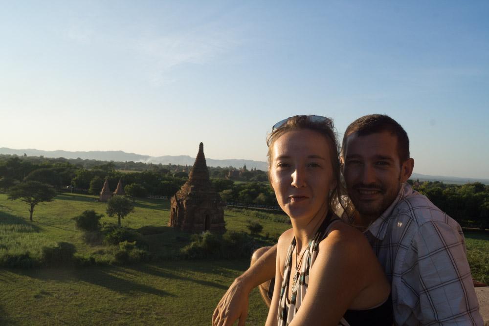 Javier y Lauranne