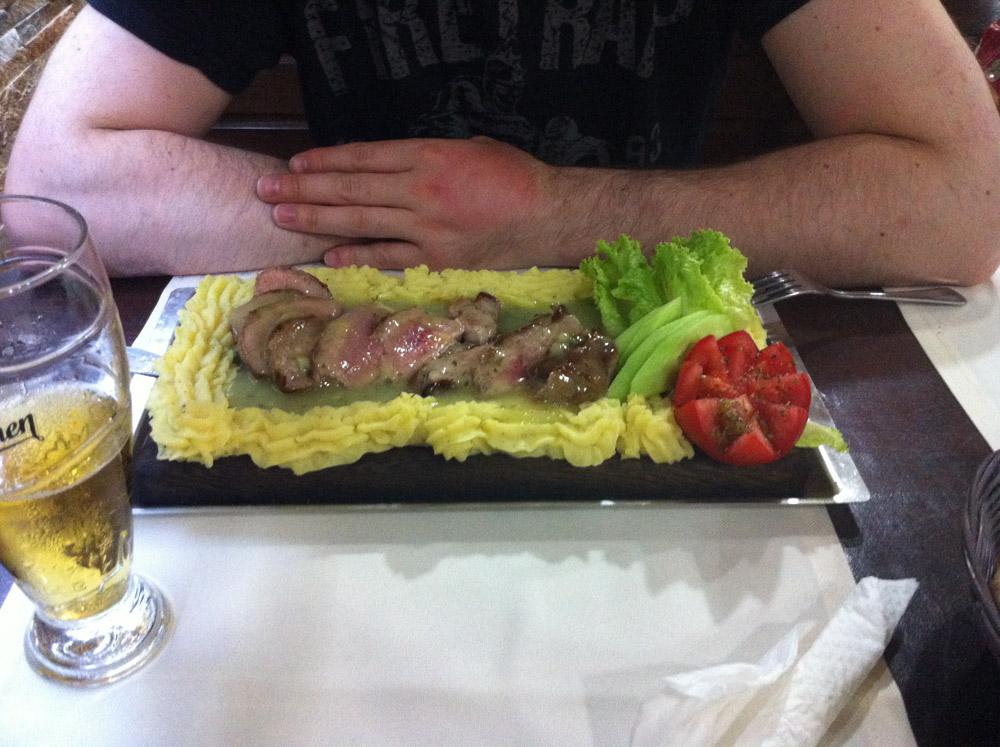 Cena en Bulgaria