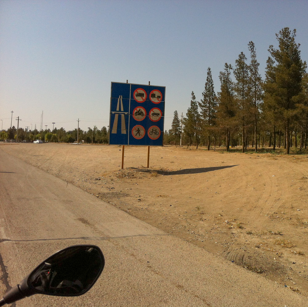 Carreteras Iran