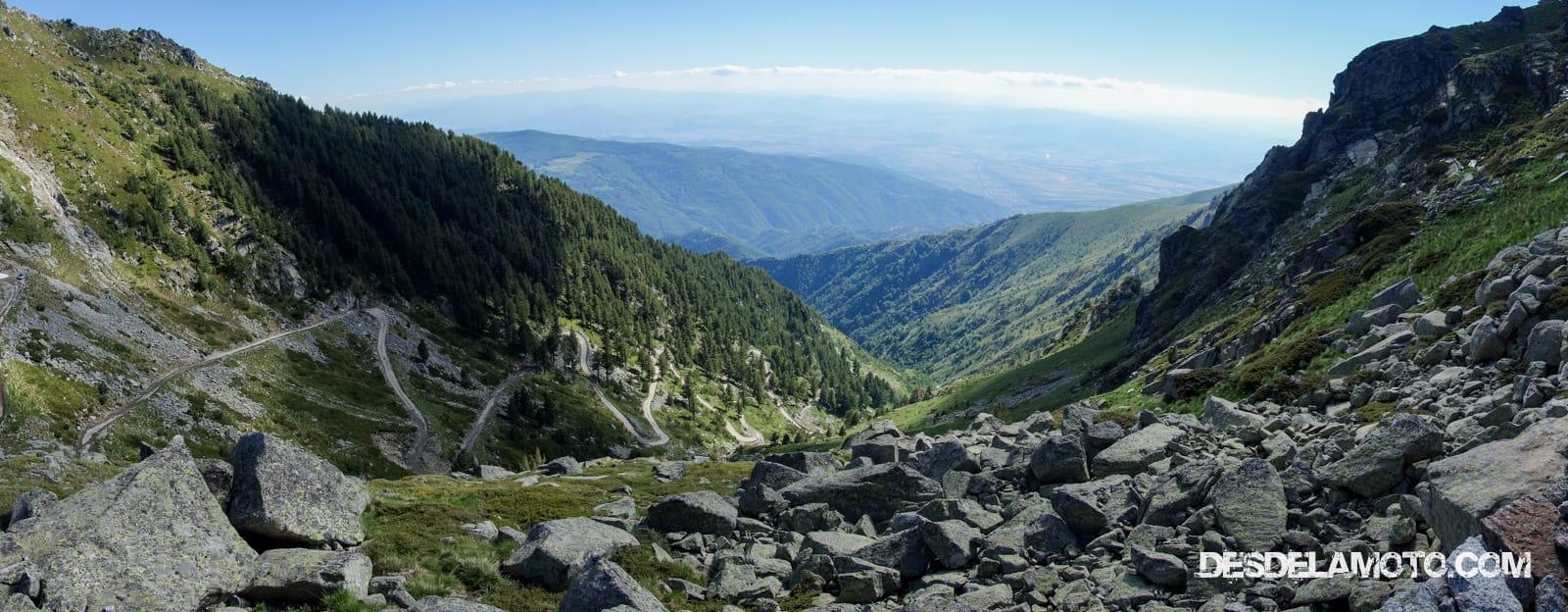 Montañas de Bulgaria