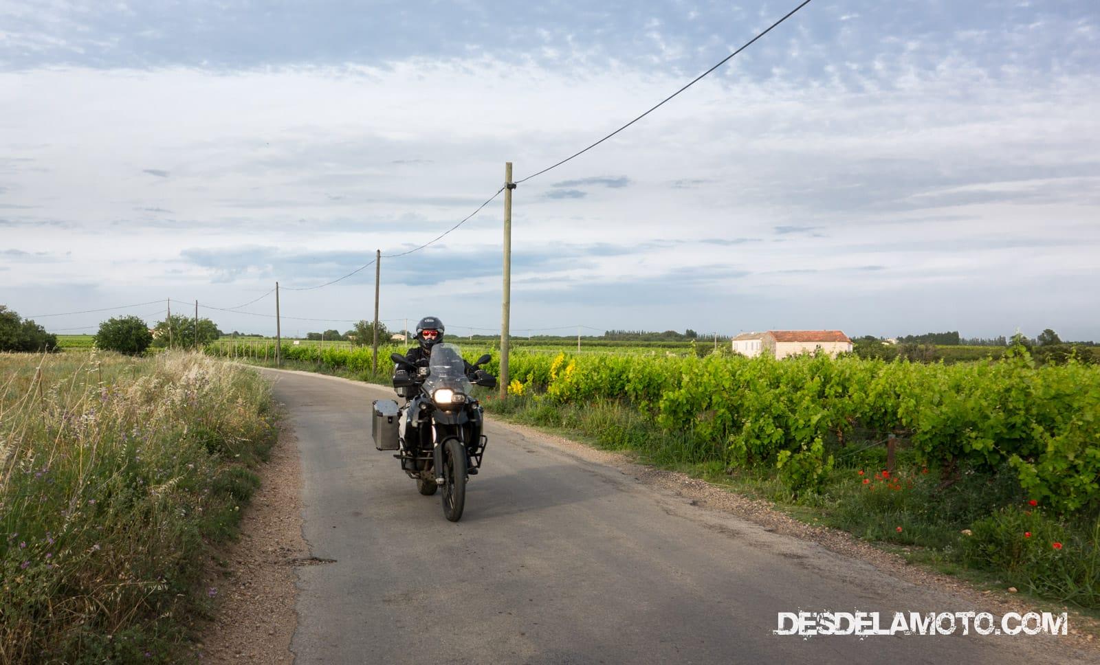 Carretera de francia