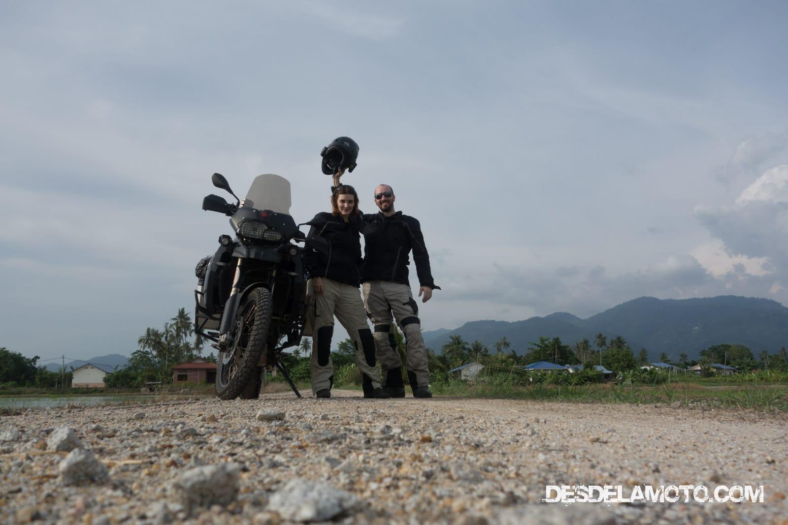 Parada en ruta de Penang