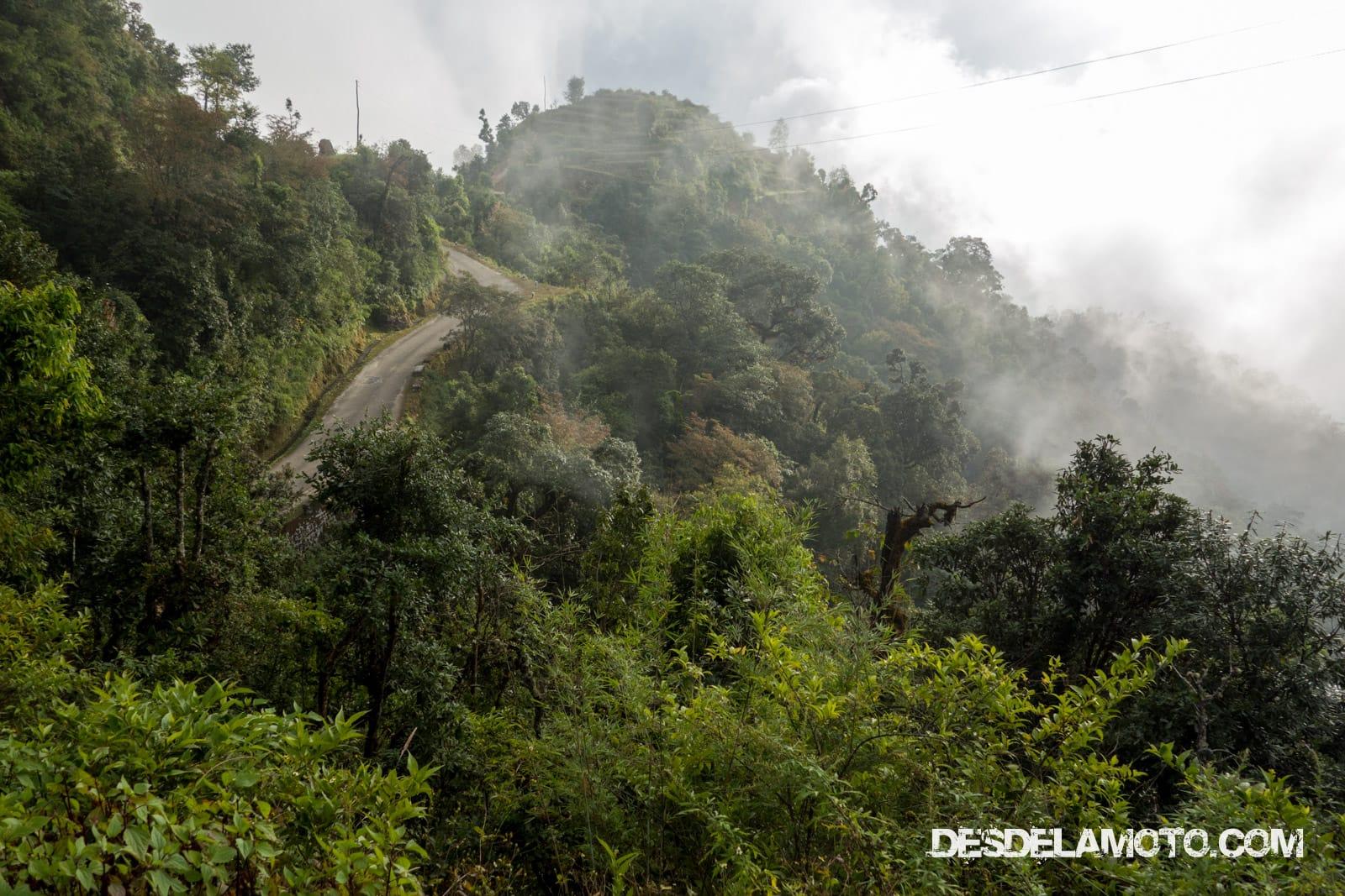 Montaña de Nepal