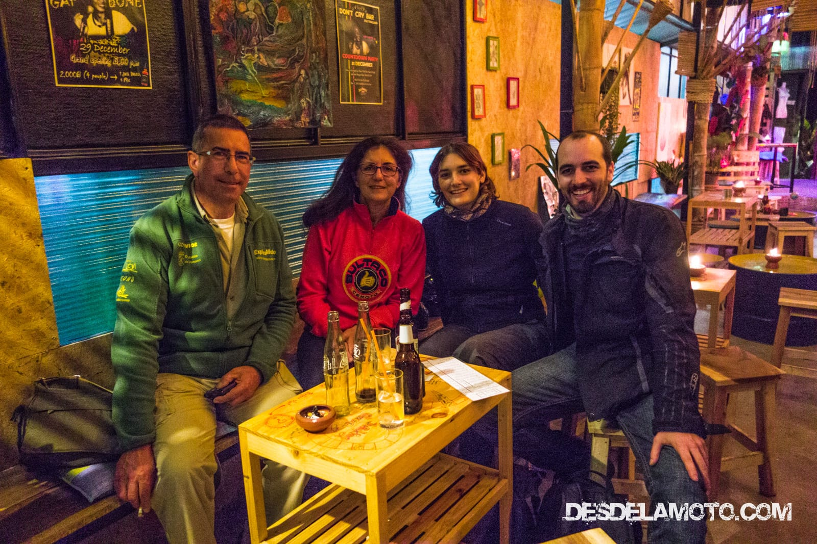 Con Jaime y Conchi