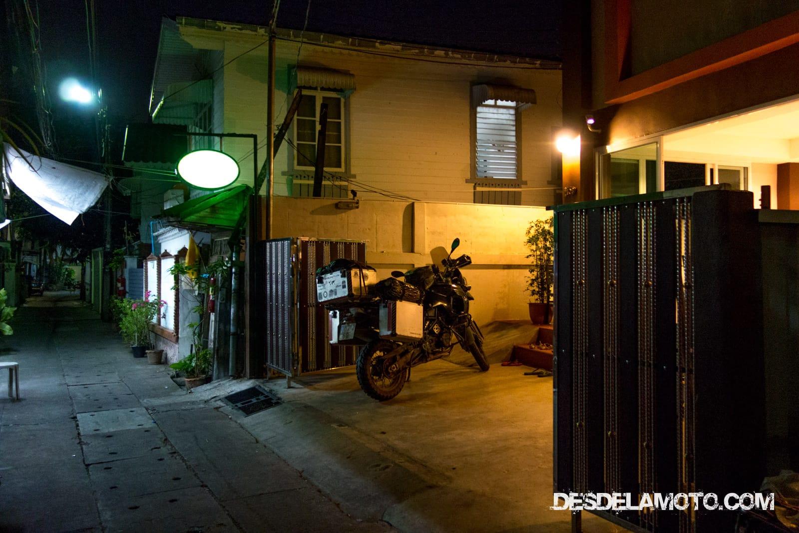 Guest house de Bangkok